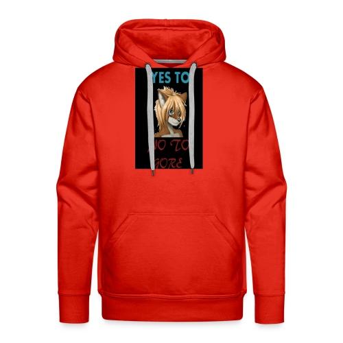 NSFW Again TShirt - Men's Premium Hoodie