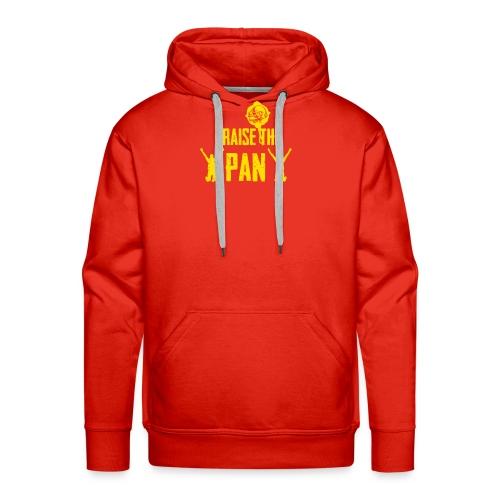 Praise the pan - Men's Premium Hoodie