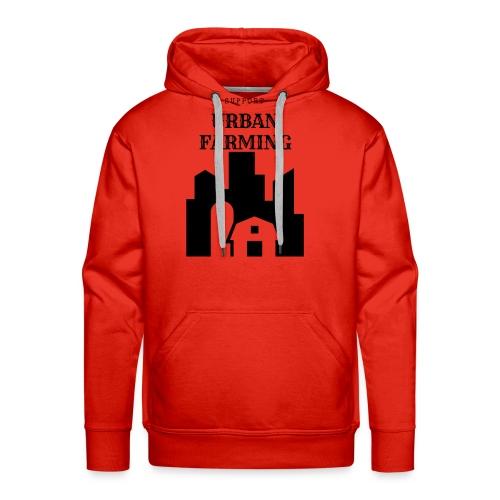 Support Urban Farming - Men's Premium Hoodie