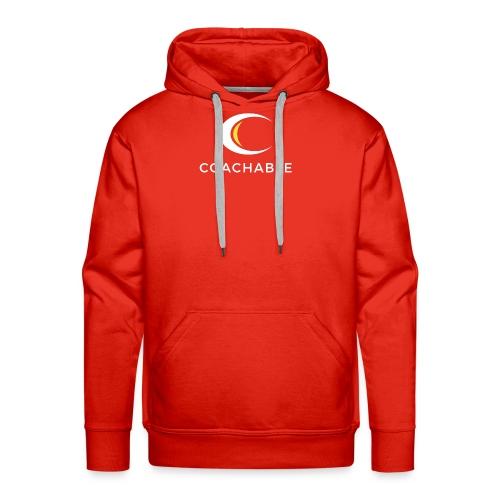 Coachable - Men's Premium Hoodie