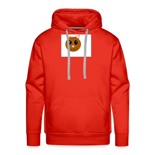 cute_cat - Men's Premium Hoodie