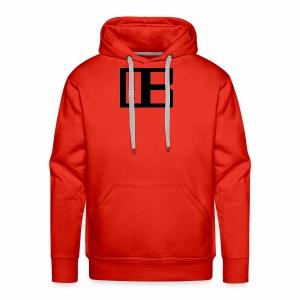 OffBrnd Logo 1 - Men's Premium Hoodie