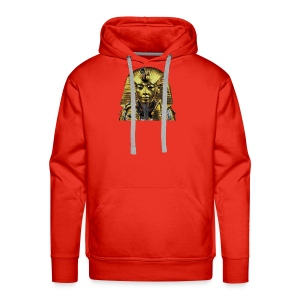 Tutankhamun Pharaoh of Egypt Products and T-shirts - Men's Premium Hoodie