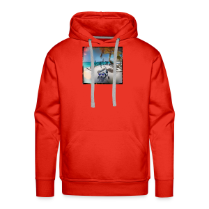 Leiny tropical vacation - Men's Premium Hoodie