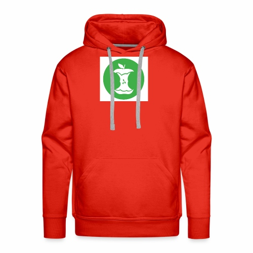 Recycle the Core - Men's Premium Hoodie