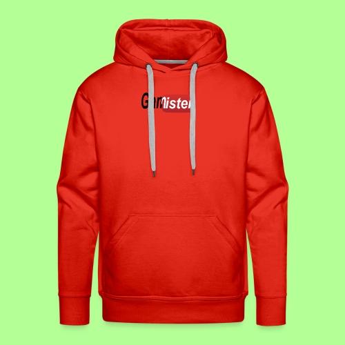 gamister_shirt_design_6 - Men's Premium Hoodie