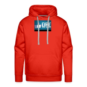 Don't forget to leave like - Men's Premium Hoodie