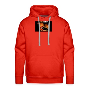 Fire_Fisher - Men's Premium Hoodie