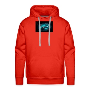 cool headphone music HD wallpaper - Men's Premium Hoodie