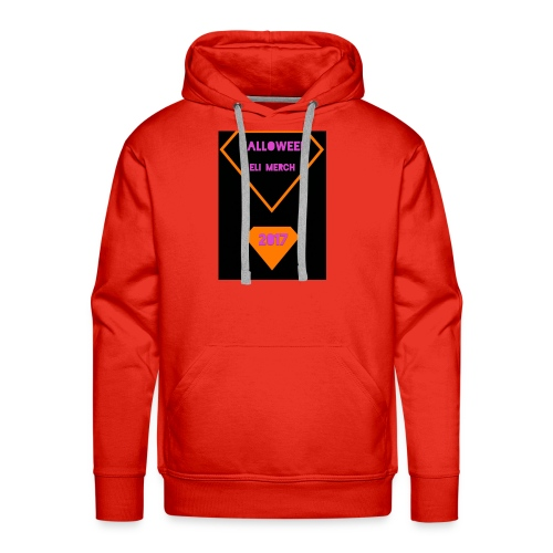 Eli Halloween Merch 2017 - Men's Premium Hoodie