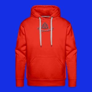 Morganafreya Celtic Knot Icon - Men's Premium Hoodie