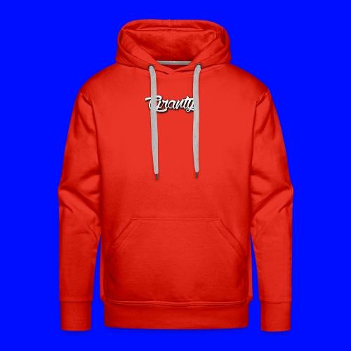 Official Logo of Granty - Men's Premium Hoodie
