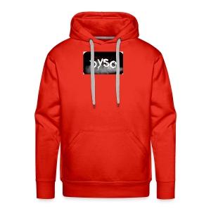 Dyso Platinum design - Men's Premium Hoodie