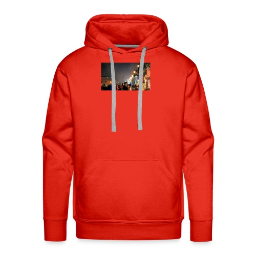 Marrakech at Night - Men's Premium Hoodie