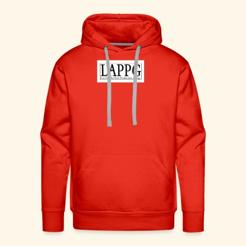 LAPPG Logo2014 - Men's Premium Hoodie
