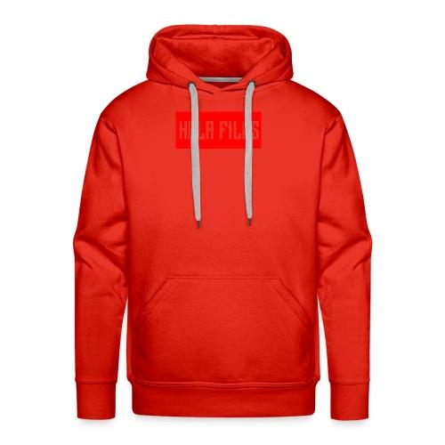 OfficialHolaDesign1 - Men's Premium Hoodie