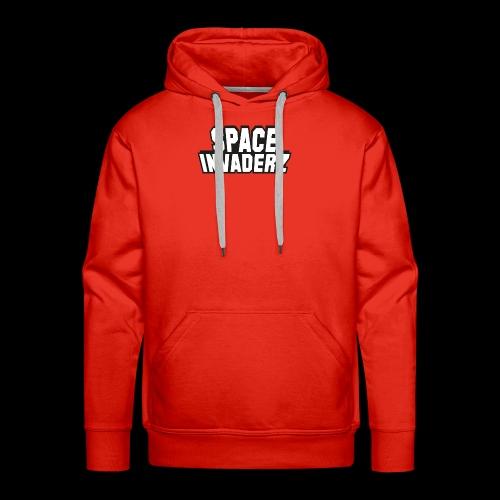 Space Invaderz - Men's Premium Hoodie