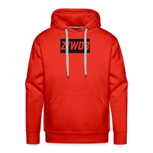 Ziwob shirt design - Men's Premium Hoodie