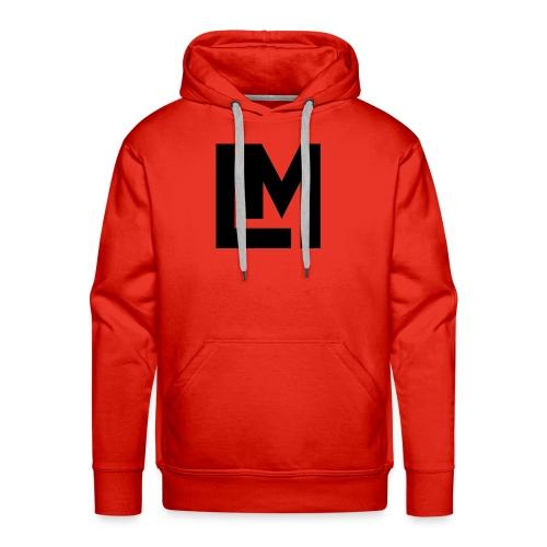 Lax MI - Men's Premium Hoodie