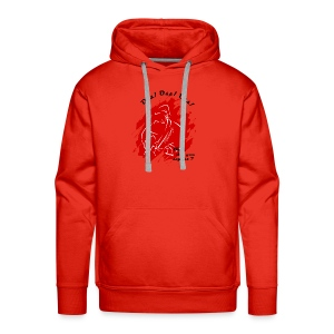 Santa_claus_V1 - Men's Premium Hoodie