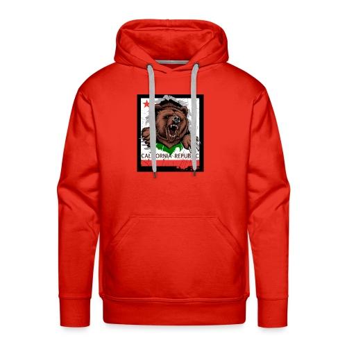 California Bear - Men's Premium Hoodie