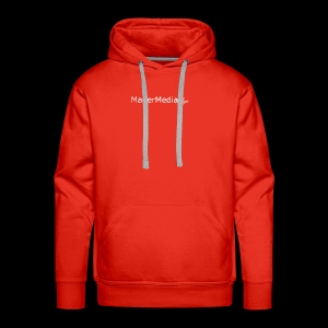 Simple MMV Logo - Men's Premium Hoodie
