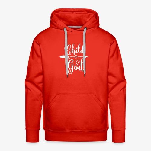 Child of God - Men's Premium Hoodie