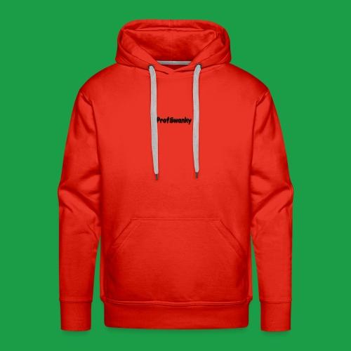 #ProfSwanky - Men's Premium Hoodie