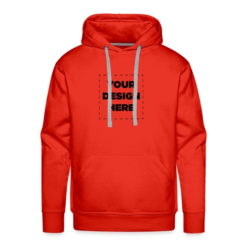 Name of design - Men's Premium Hoodie