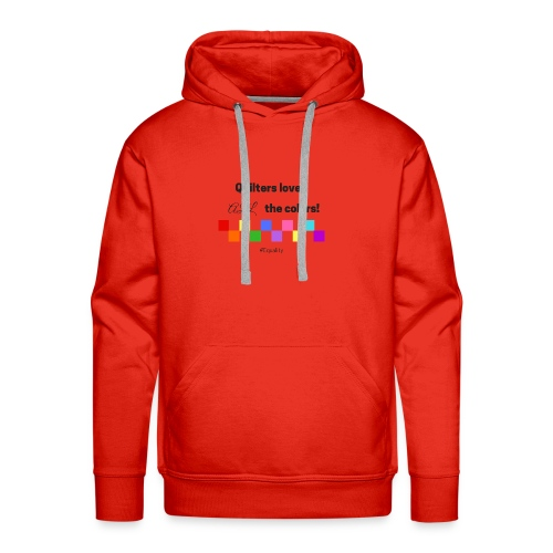 Love Color - Men's Premium Hoodie