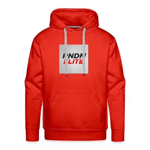 RNDM ELITE logo - Men's Premium Hoodie