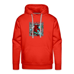 Yobro5604 icon for youtube channel - Men's Premium Hoodie