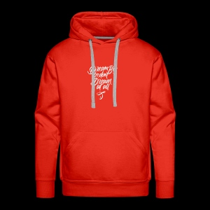 Dream More - Men's Premium Hoodie