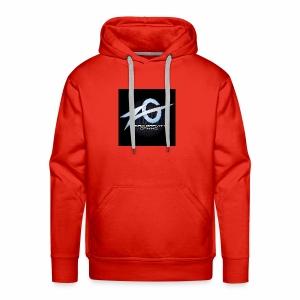 zeroGamingGRAVITY logol - Men's Premium Hoodie