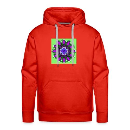 flower of love - Men's Premium Hoodie