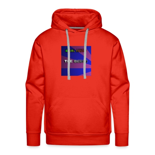 The Ocean Cover - Men's Premium Hoodie