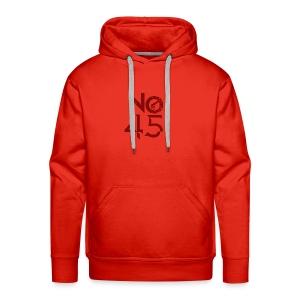No 45 - Men's Premium Hoodie
