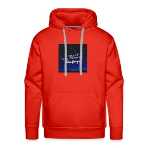 Look at the stars look how they shine for you - Men's Premium Hoodie