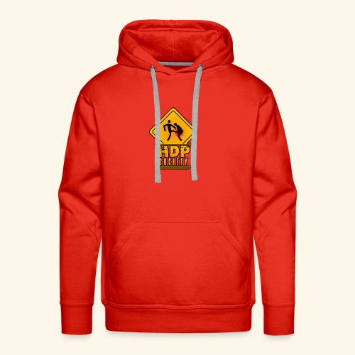 HDP Society Logo Full - Men's Premium Hoodie