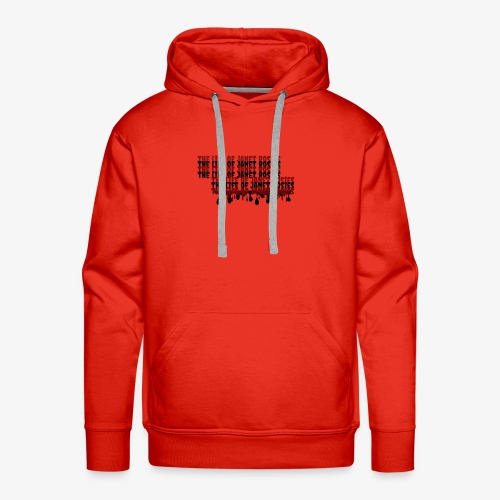 the life of janet rosie - Men's Premium Hoodie