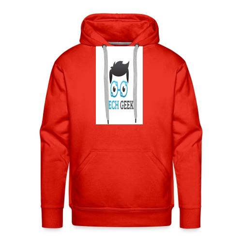 TECH-GEEK T-SHIRT - Men's Premium Hoodie