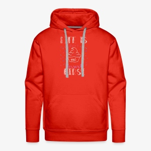 Life is short - Men's Premium Hoodie