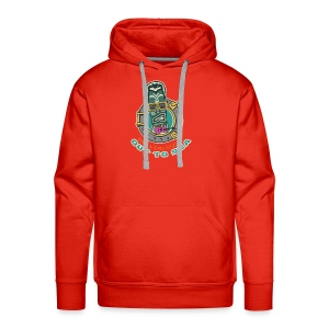 Rock and Roll Luau II - Men's Premium Hoodie