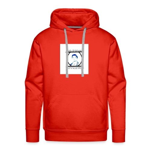 Technical Malik Logo - Men's Premium Hoodie