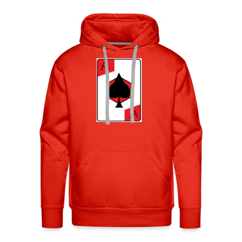 Ace of spades - Men's Premium Hoodie