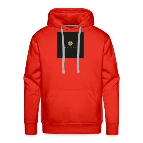 The rich boys embroiderie - Men's Premium Hoodie