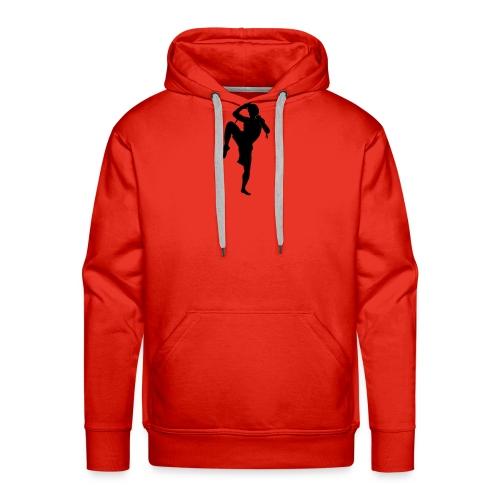 muay thai hoodie - Men's Premium Hoodie