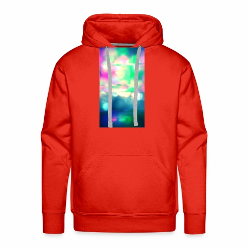 Glitchy Photography - Men's Premium Hoodie