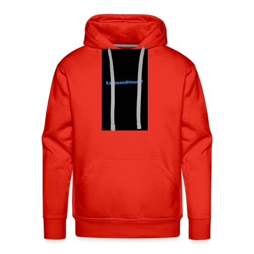 Exposedhouse - Men's Premium Hoodie