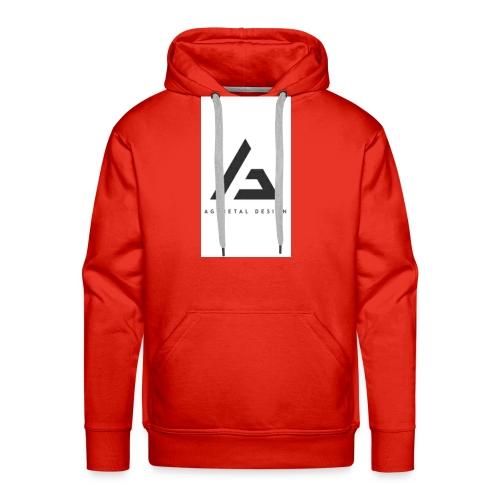 AQFAGamer logo - Men's Premium Hoodie